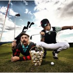 ゴルフには人生の教訓があてはまると想う-ヒット率の向上が大事