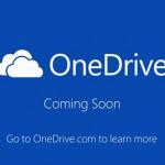 マイクロソフトがSkyDriveをOneDriveに改名!これが商標登録の威力!